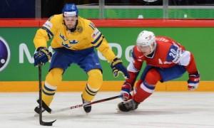 Швеция забила Норвегии
