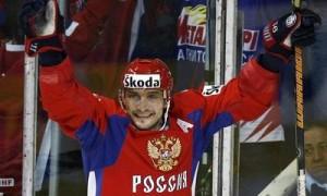 Федоров очень волновался перед матчем со шведами