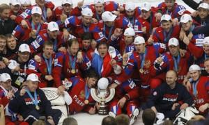 Россияне снова чемпионы мира