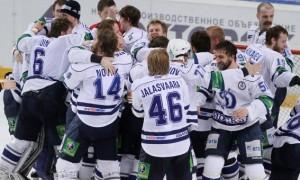 Московское «Динамо» остается на второй строчке