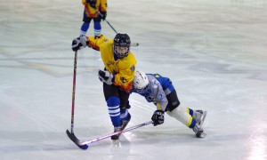 Латыши снова увидят турнир «Золотая шайба»