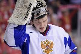 Андрей Василевский  Молодой голкипер