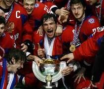Форвард сборной Латвии