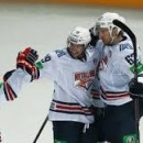 Хоккеист «Магнитки» Малиновский