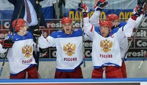 Хоккеист Калинин Выйти на лед