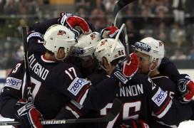 Латыши без боя сдались сборной США
