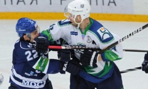 Московское «Динамо» выходит в лидеры Западной конференции