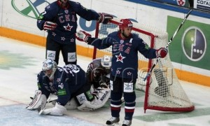 Динамо триумфует в Санкт-Петербурге