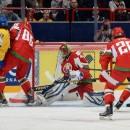Беларусь оказала достойное сопротивление Швеции