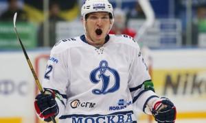 Александр Овечкин похвалил Шарыченкова