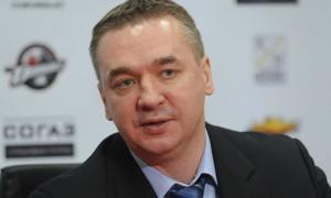 Валерию Белову не понравилось движение команды