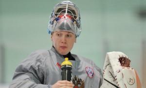 Сергей Бобровский доволен лучшей игрой в обороне защитников
