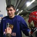 Артема Анисимова окончание локаута чуть не застало врасплох