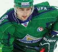 Антон Слепышев подтвердил переход в «Салават Юлаев»