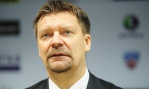 Юкка Ялонен похвалил голкипера