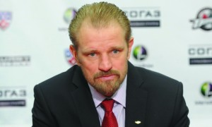 Петри Матикайнен подтвердил возвращение в НХЛ Никитина и Костицына