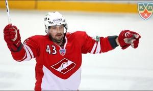 Ярослав Обшут отлично чувствует себя в «Спартаке»