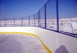 Хоккейные борта для спортивных площадок