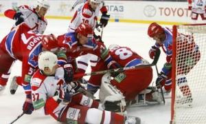 ЦСКА неожиданно уступает «Локомотиву»