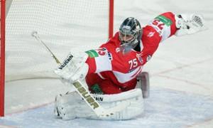 Сергей Борисов в КХЛ