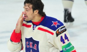 Артюхин дисквалифицирован на 3 матча