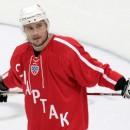 Суглобов с радостью вернулся в «Спартак»