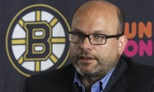 Boston Bruins отправляет в отставку Питера Чиарелли