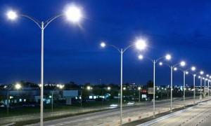 Уличное освещение очень важно для населенных пунктов
