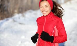 Зимой похудеть очень сложно