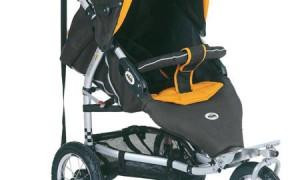 Детские колясок сегодня огромное разнообразие